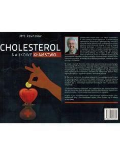 CHOLESTEROL NAUKOWE KŁAMSTWO Książka bestseller