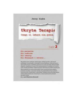 Książka Ukryte terapie część 2 Jerzy Zięba