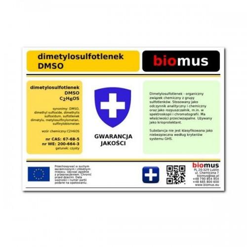 DMSO 500 ml BIOMUS