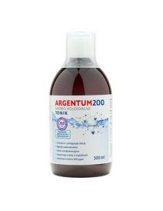 Argentum200 Srebro Koloidalne - 200 ppm Aura Herbals