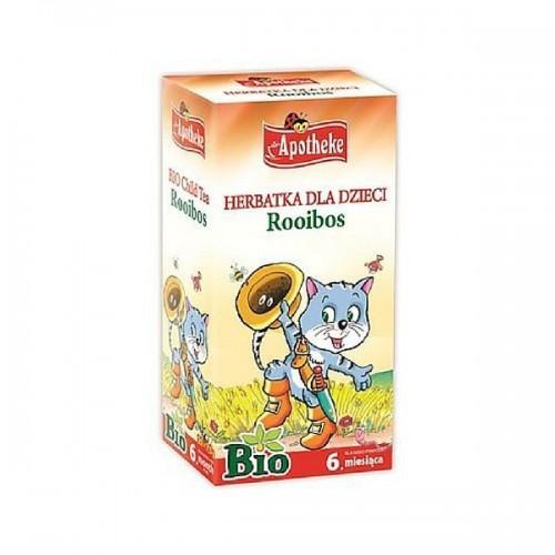 Herbatka dla dzieci rooibos Bio 20szt Apotheke
