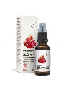 Witamina B12 Forte 30ml Aura Herbals