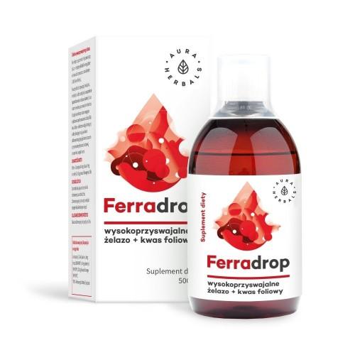 Ferradrop 500ml Aura Herbals